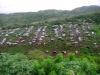asentamiento para las víctimas del Huracán Mitch  Nicaragua