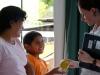 sich gegenseitig beschenken | Peru
